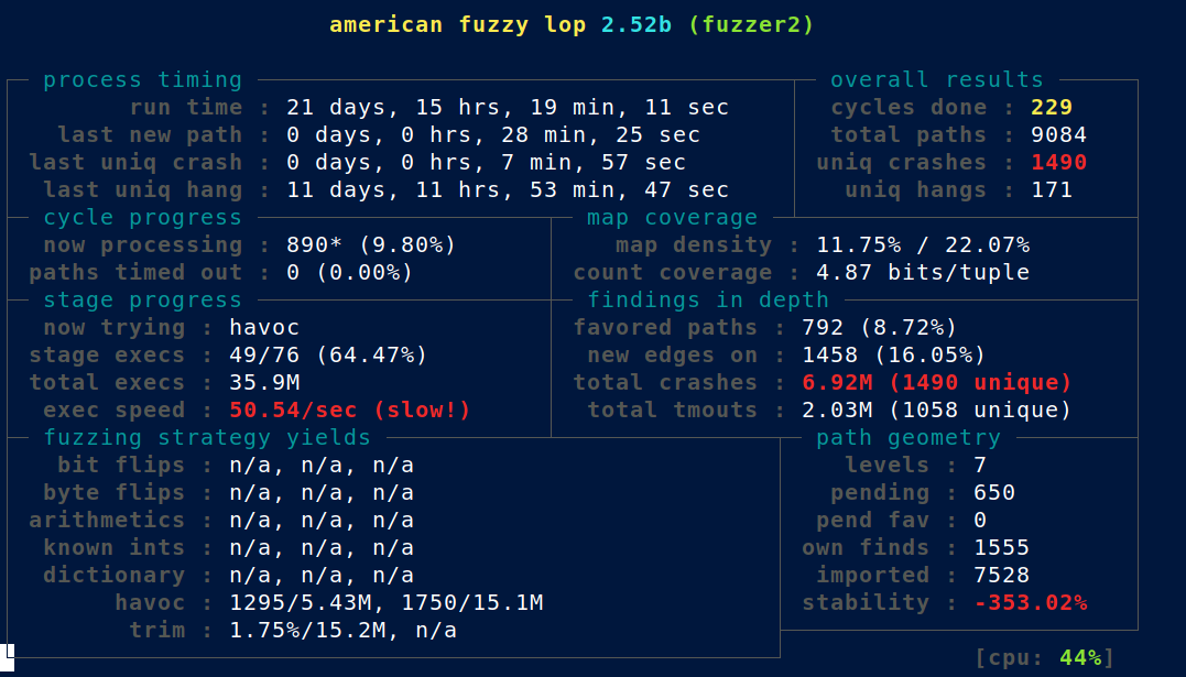 Fuzzing Counter-Strike: Global Offensive maps files with AFL